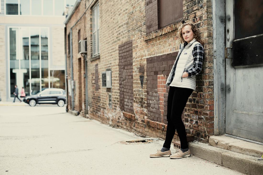 Madison senior pictures Makena